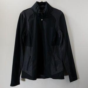 Kirkland Signature Charocol Zip Up Jacket Size M